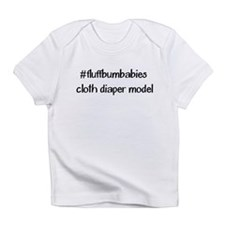 Cloth diapering advocacy Infant T-Shirt