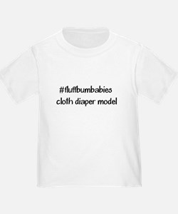 Cute Cloth diapering advocacy T