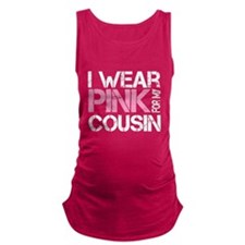 WearPinkCousin Maternity Tank Top