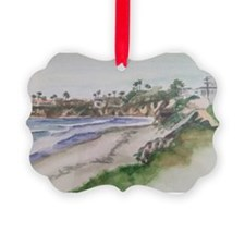 Tourmaline Ornament