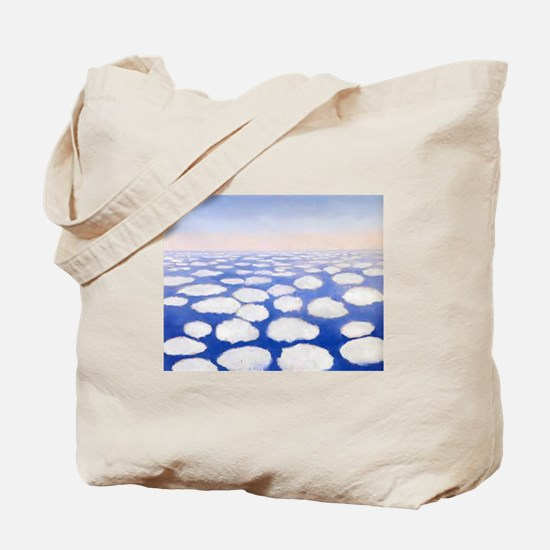 CLOUDS-OKEEFE Tote Bag