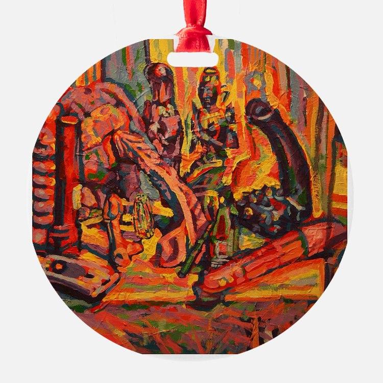 Dildos Ornament