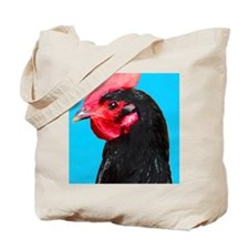 Little black Hen Tote Bag
