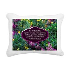 GALATIANS 5 Rectangular Canvas Pillow