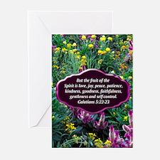 GALATIANS 5 Greeting Cards (Pk of 10)