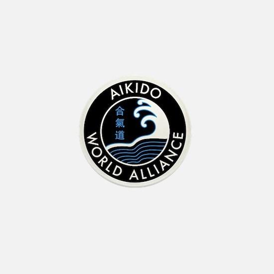 AWA logo Mini Button