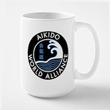 AWA logo Mugs