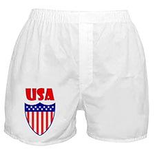 Unique Usa womens soccer Boxer Shorts