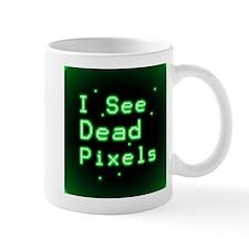 I See Dead Pixels Mugs