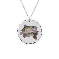 Walleye Necklace