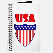 USA Crest Journal