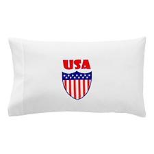 USA Crest Pillow Case