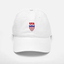 USA Crest Baseball Baseball Baseball Cap