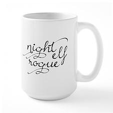 Night Elf Rogue Mugs