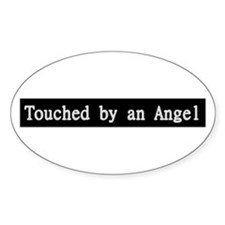 Touched By An Angle Tv Show Decal
