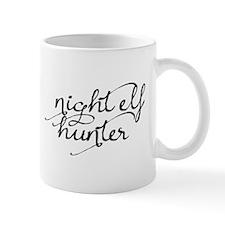 Night Elf Hunter Mugs