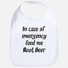 Feed me Root Beer Bib