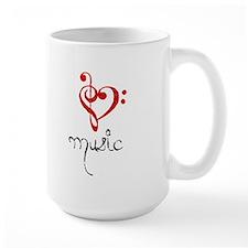 3 Music Mugs