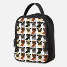 Just Pugs! Neoprene Lunch Bag