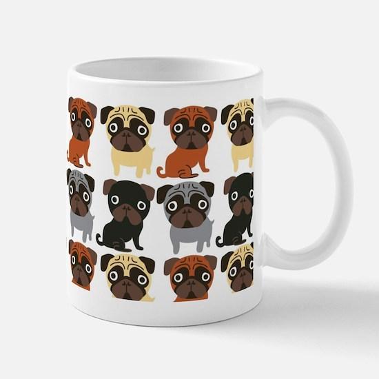 Just Pugs! Mug