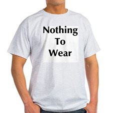 Nothing to War T-Shirt