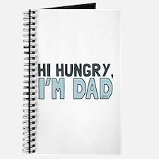 Hi Hungry Im Dad Journal
