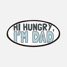 Hi Hungry Im Dad Patches