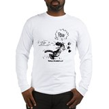 Krazy kat Long Sleeve T-shirts