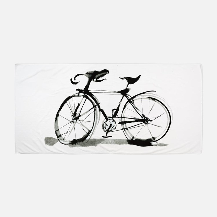 Bicycle bathroom accessories decor cafepress for 70 bike decoration