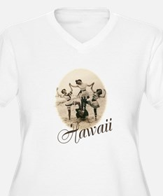 Hawaii Plus Size T-Shirt