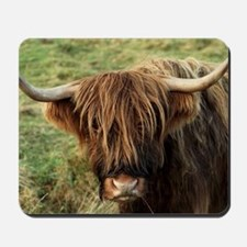 Highland Cow Mousepad