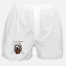 Cocker Spaniel (buff) Boxer Shorts
