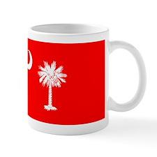 South Carolina Flag Mug