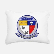 vf2logo.png Rectangular Canvas Pillow