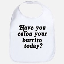 burrito today Bib