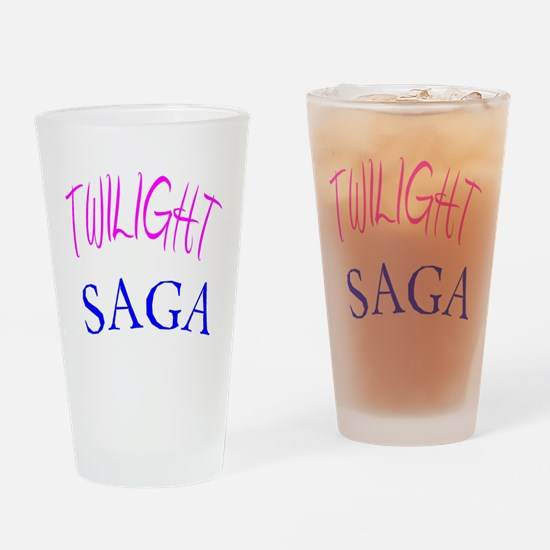 Twilight Saga Movie Drinking Glass