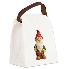Garden Gnome 1 copy Canvas Lunch Bag
