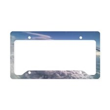 Skyscape License Plate Holder