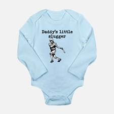 Daddys Little Slugger Body Suit