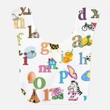 J'apprends l'alphabet francais Bib