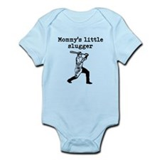 Mommys Little Slugger Body Suit