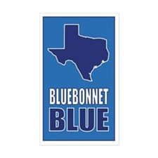 Texas: Bluebonnet Blue Decal