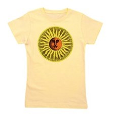 Antique Sun Girl's Tee