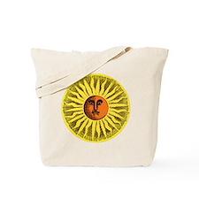 Antique Sun Tote Bag