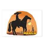Mexican Horse Postcards (Package of 8)