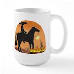 Mexican Horse Large Mug