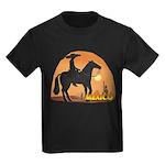 Mexican Horse Kids Dark T-Shirt