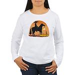 Mexican Horse Women's Long Sleeve T-Shirt