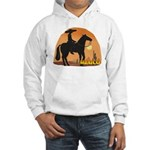 Mexican Horse Hooded Sweatshirt