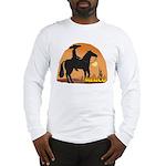 Mexican Horse Long Sleeve T-Shirt